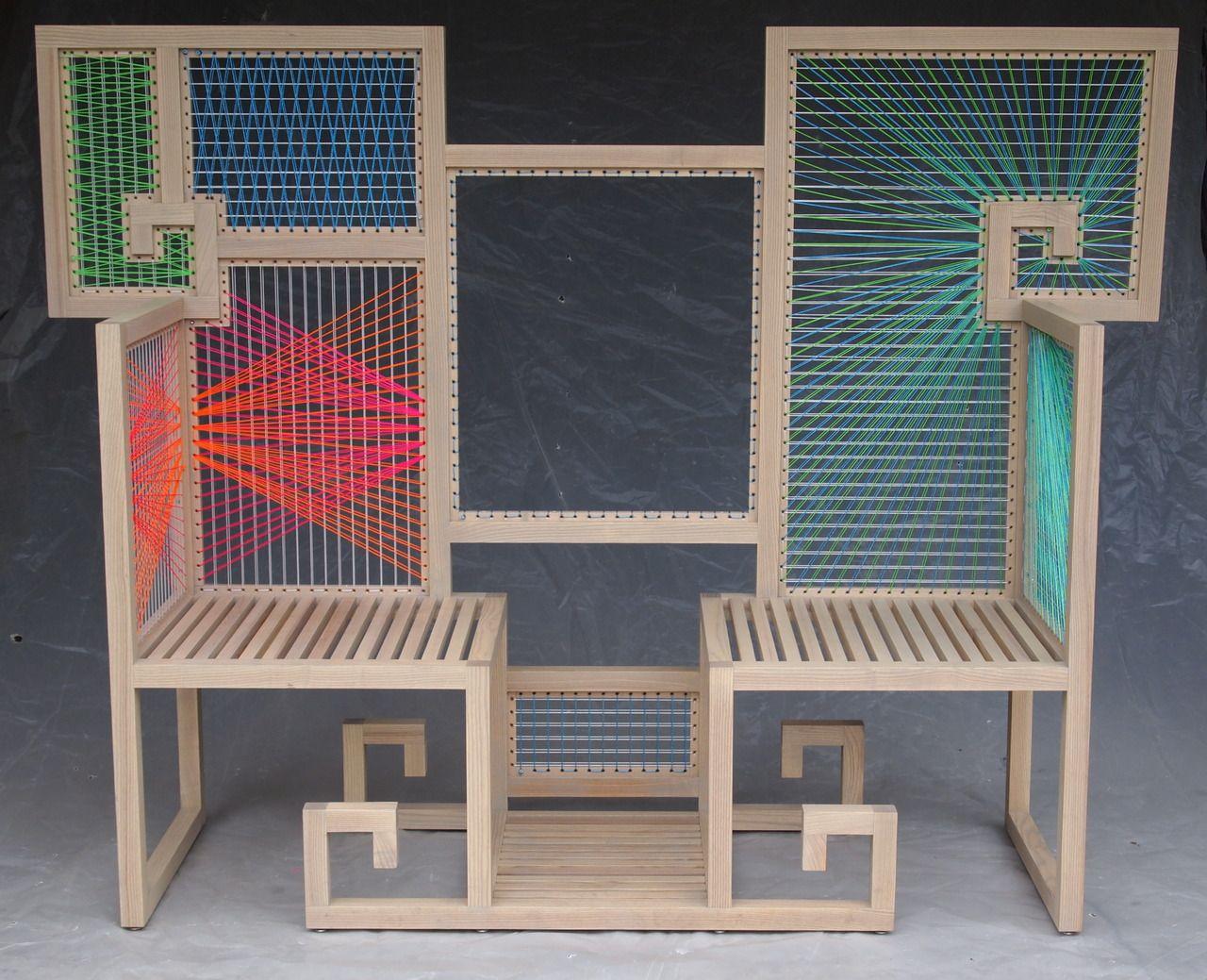 Garrett Glaser Strung Furniture
