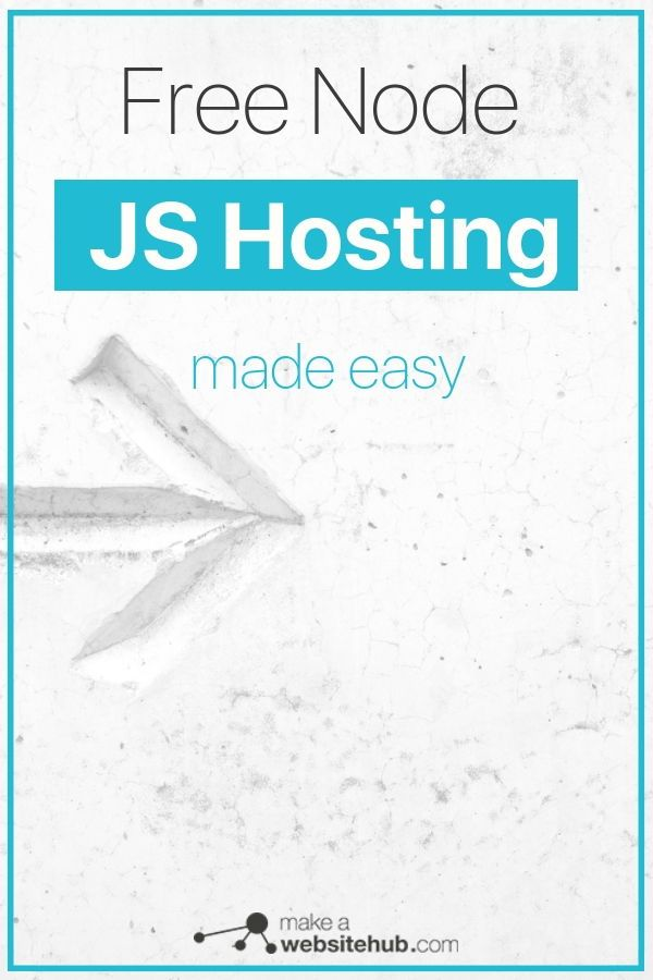 Best Free Node JS Hosting 2019 | WordPress | Pinterest