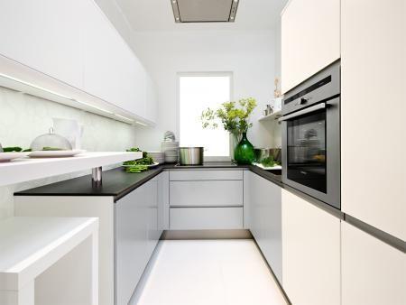Nolte Star 275 27W 6,4 qm Dunstabzugshaube an der Decke - moderne dunstabzugshauben küche