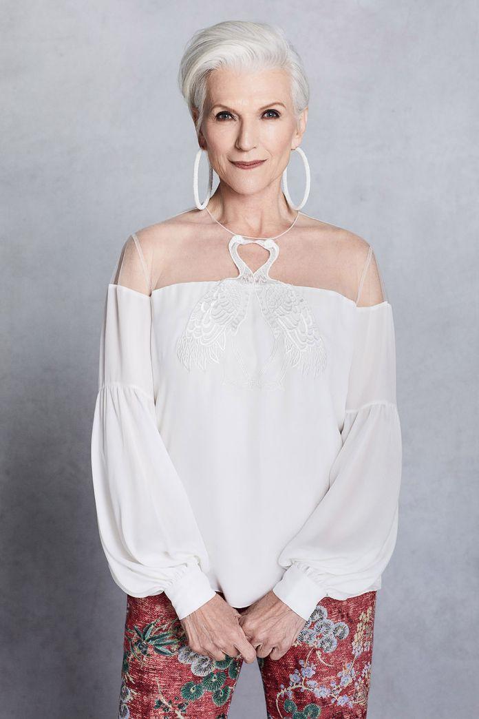 Model Maye Musk, 69, Has the Key to Aging Gracefully
