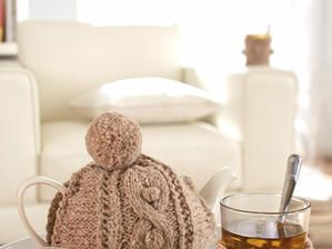 DIY-Tipp: Kannenwärmer und Teeglaswärmer selber stricken