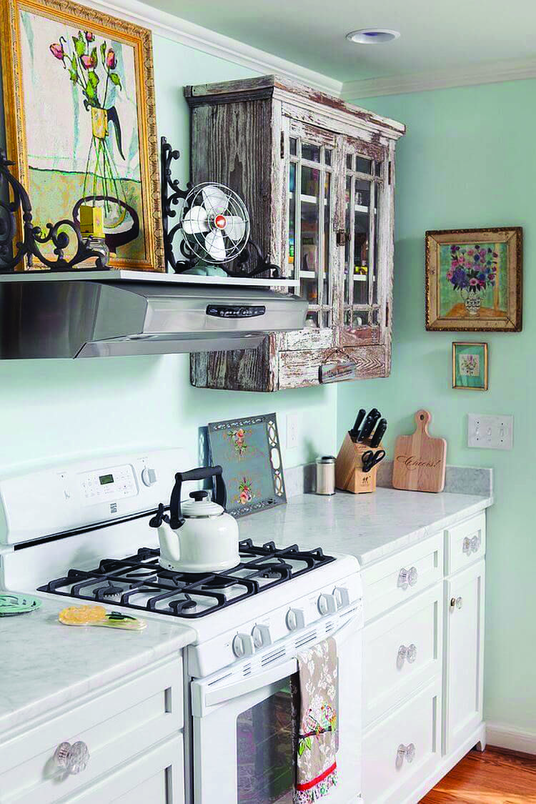 Unbelievable Shabby Chic Kitchen Pantry For Your Home Shabby Chic
