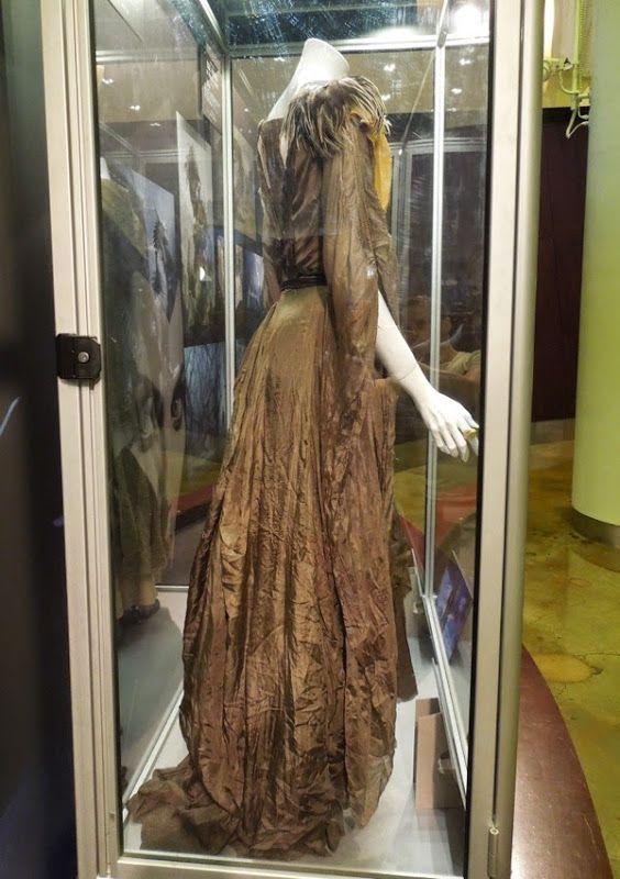 Image Result For Maleficent Costume Brown Dress Back