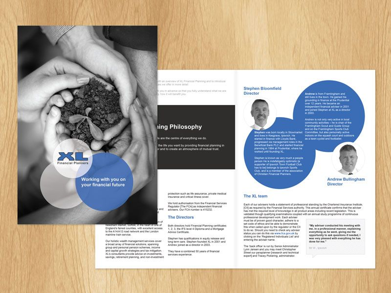 Xl Proposal Document  Brochure  Brochure    Proposals