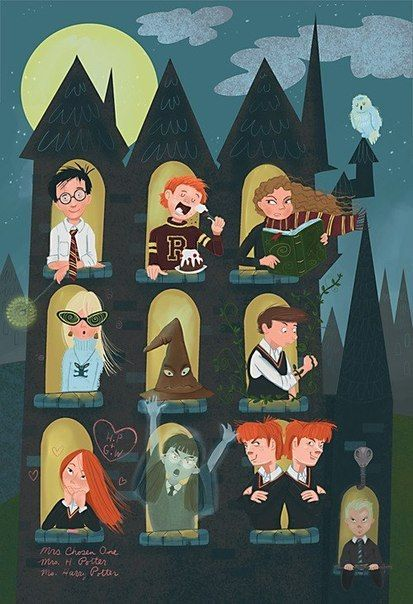 Harry potter accio magic! harry potter characters harry potter