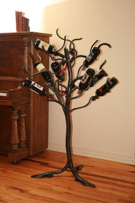 Cool Wine Rack Decoracion En Hierro Estantes De Vino