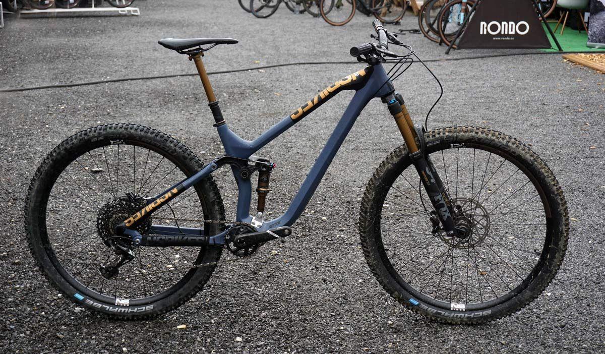 Eb18 Ns Bikes Define Adjustable Travel 29er Trail To Enduro