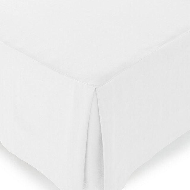 Cache Sommier Percale Pur Coton Biologique Akao Am Pm La Redoute En 2020 Coton Biologique Percale De Coton Cache Sommier