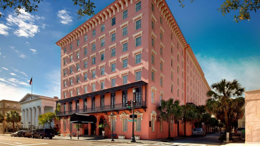 Downtown Charleston Hotels