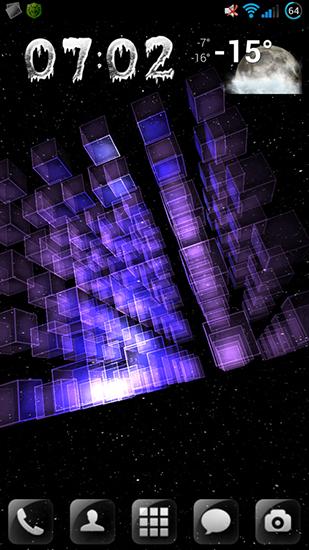 Matrix 3D Live Wallpaper APK Download Free