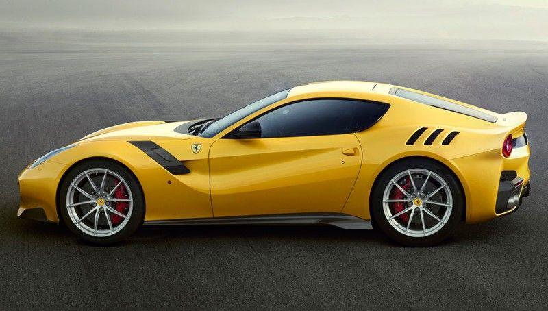 The Ferrari F12tdf Is a Classic Ferrari for the Modern Supercar Era | Automobiles
