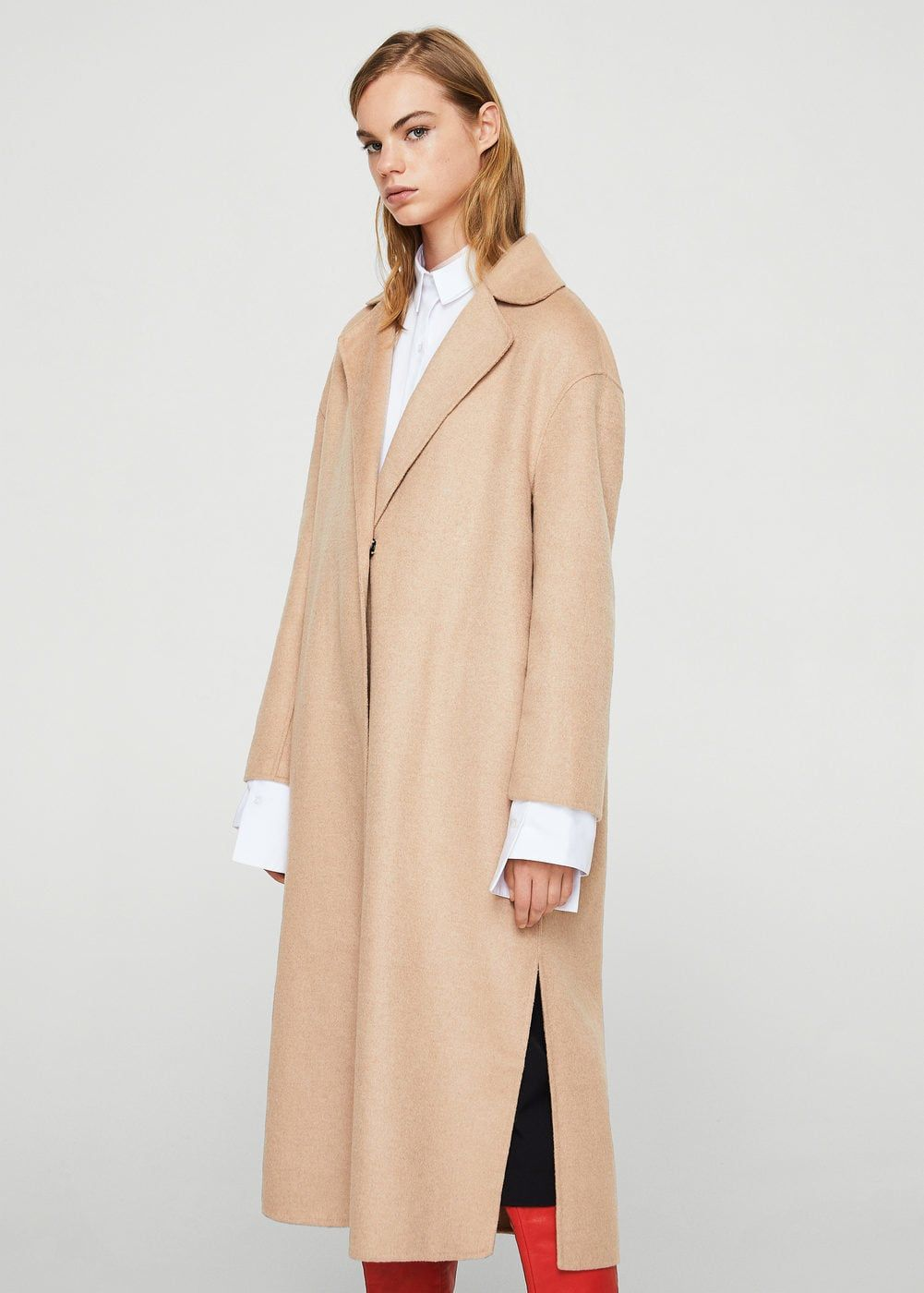 Wool handmade coat Women | Coats for women, Coat, Wool coat