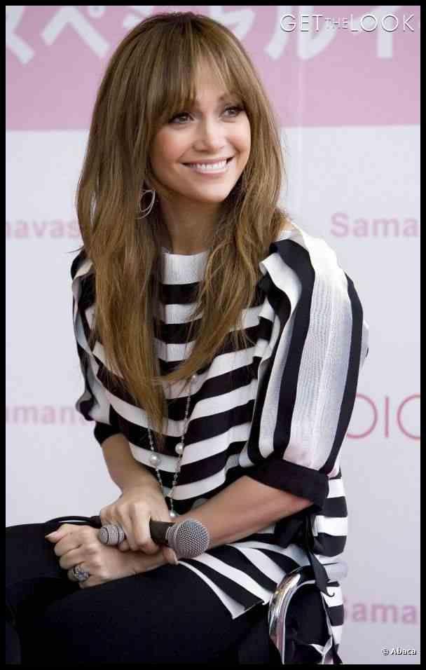 Der Lange Pony Von Jennifer Lopez Style Vorbilder Pinterest Frisur Lange Haare Pony Frisuren Haarschnitt Lange Haare Mit Pony