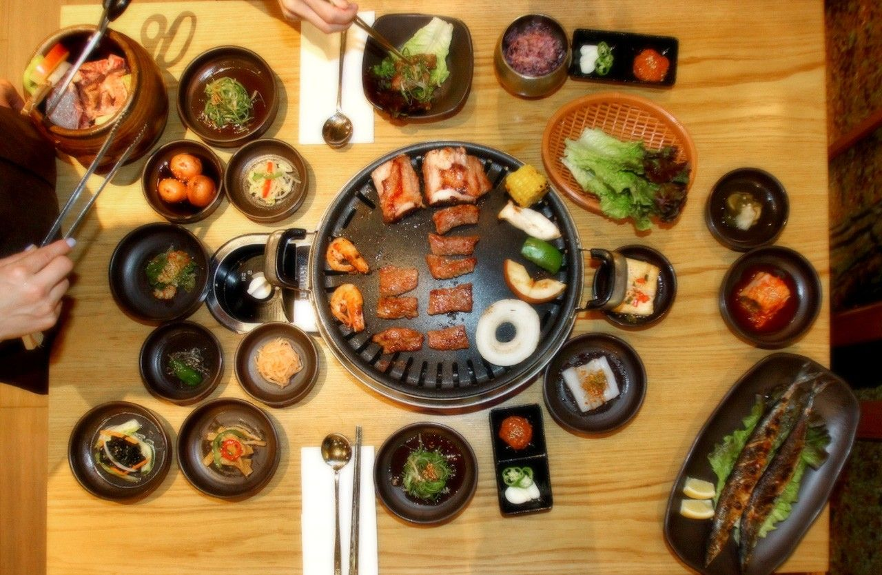 Food Gallery Bbq Restaurant Korean Bbq Restaurant Korean Bbq