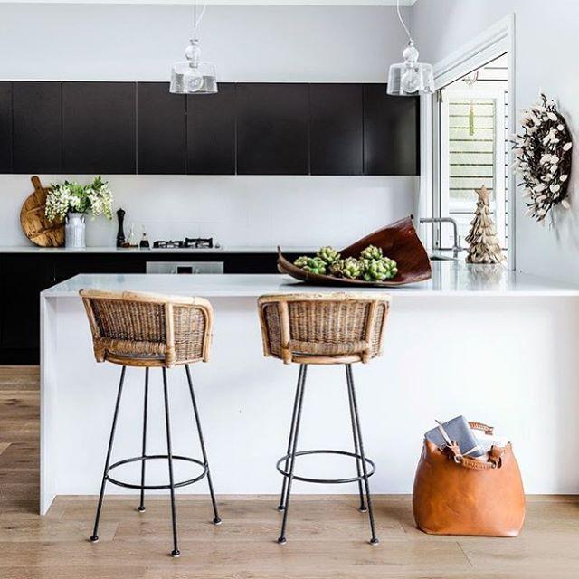 The stunning kitchen of designer Romy Alwill for Australian House ...