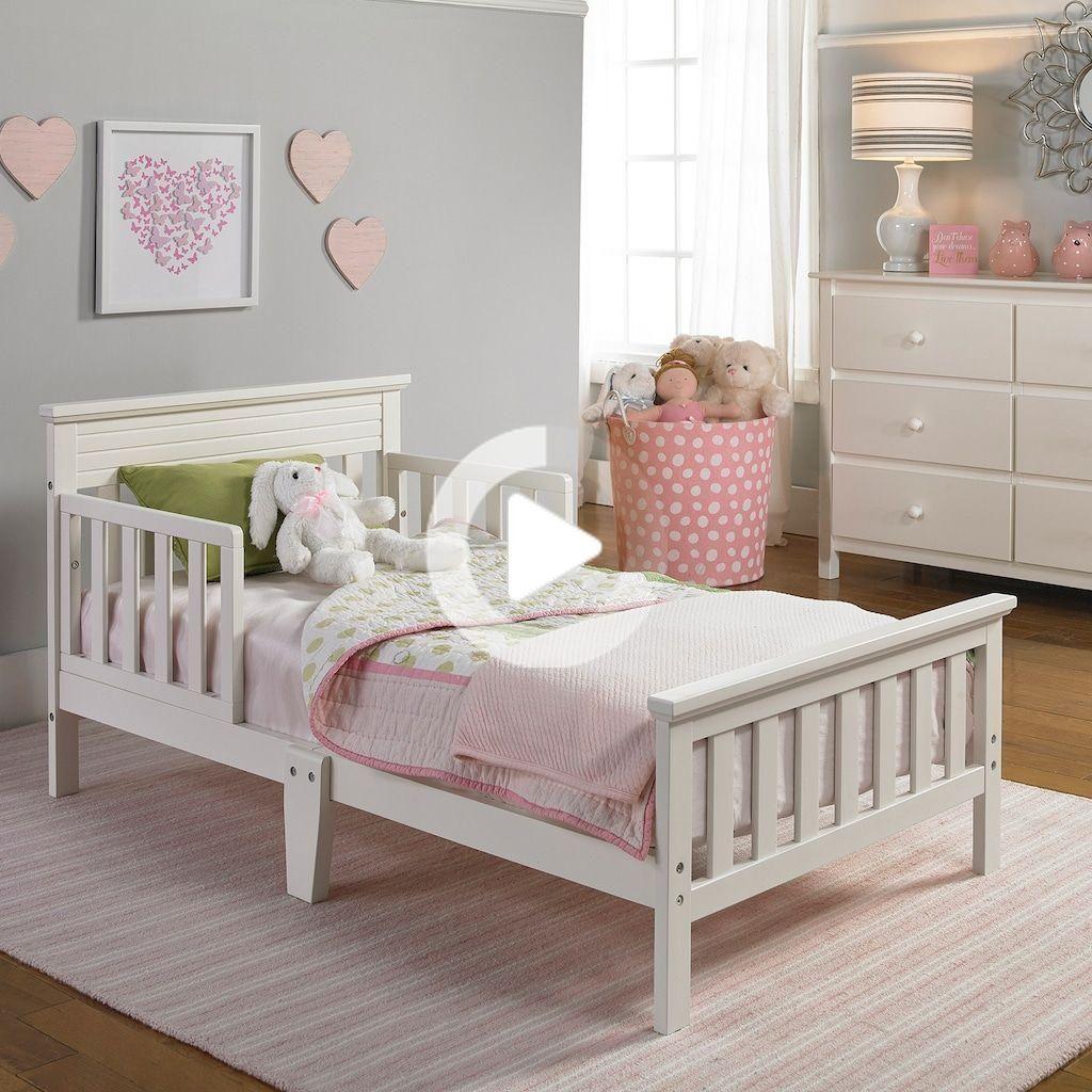 Fisher-Price Newbury Toddler Bed | Kohls #yatakodası #yatakodasıfikirleri