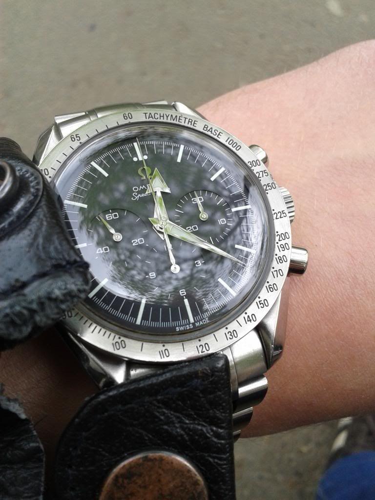 Orologio Omega Broad Arrow