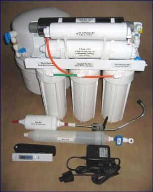 Developed By Environmental Technology The Quot 2 Pure H2o