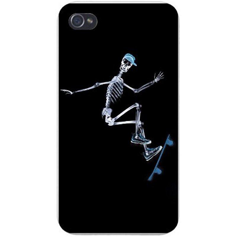Apple Iphone Custom Case 4 4s White Plastic Snap On