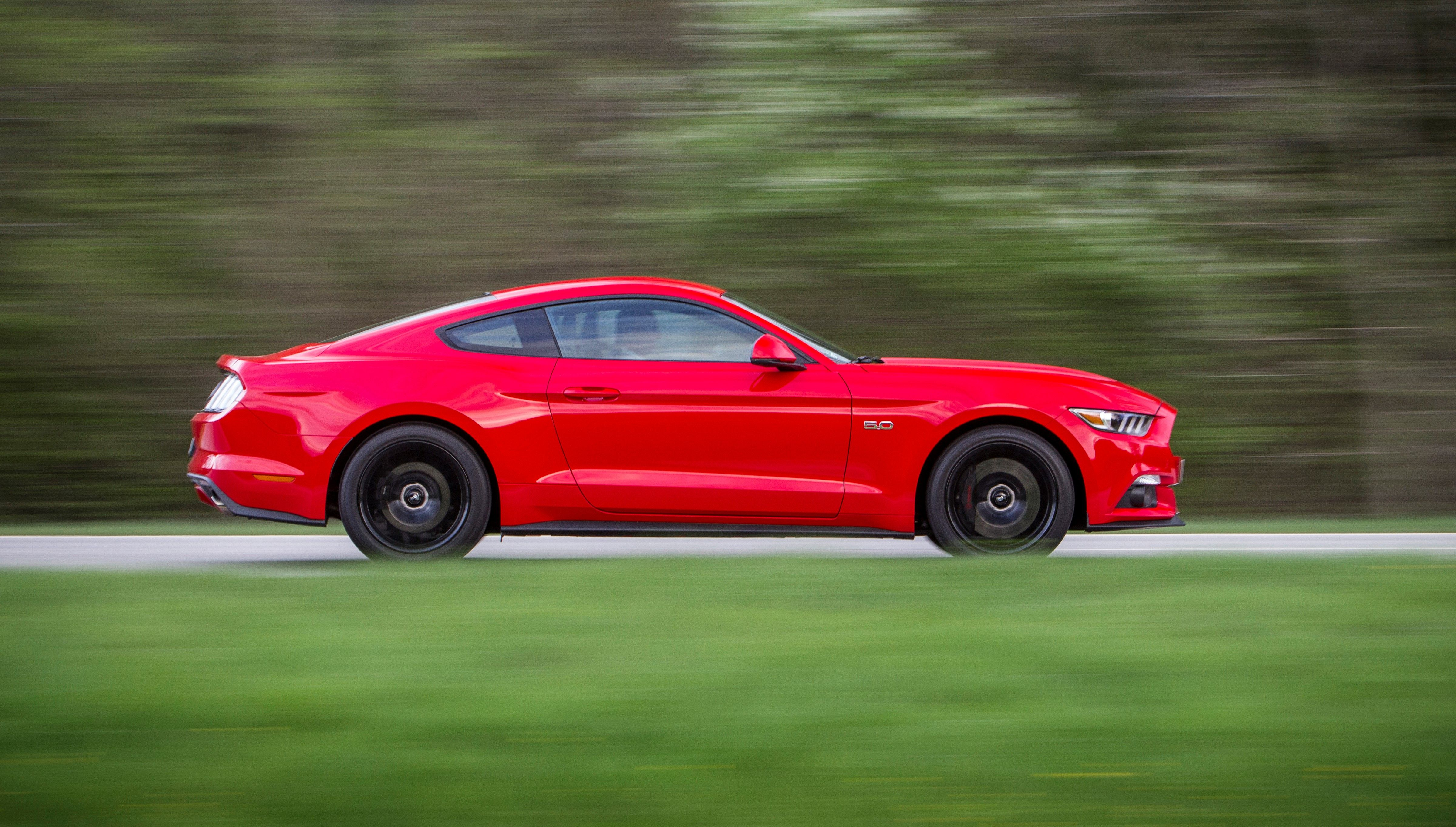 360 Degree Lap Of Silverstone In The New Ford Mustang Gt