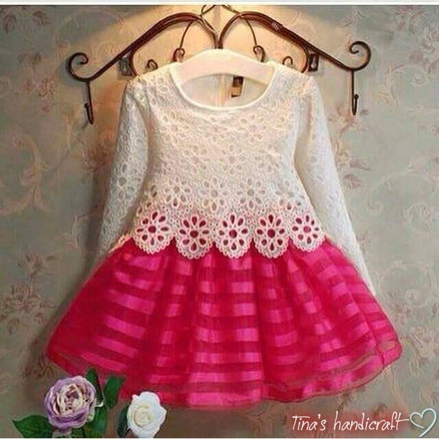 2547f607a Tina s handicraft   kids dresses