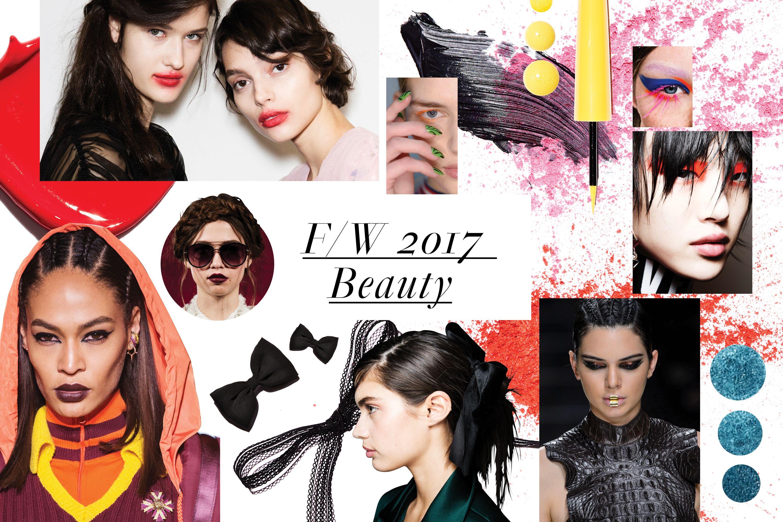 Fall Beauty 2017 The Biggest Hair, Makeup and Nail