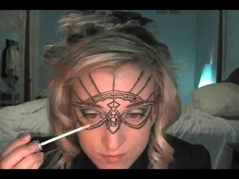 Evil Fairy Makeup (60,000 Subscribers Contest for AllThatGlitters21) - YouTube