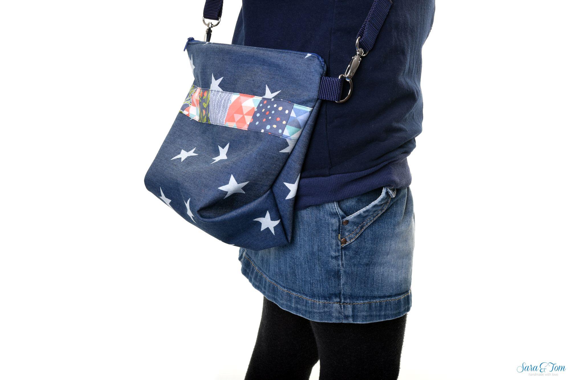 Taschen super leicht aus Softshell nähen - sie brauchen weder ...