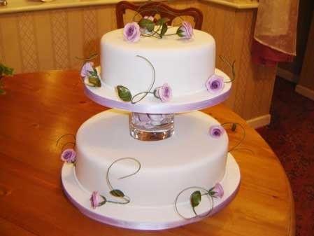 Walmart Bakery Wedding Cakes WALMART BAKERY NEW ULM 2 Tier