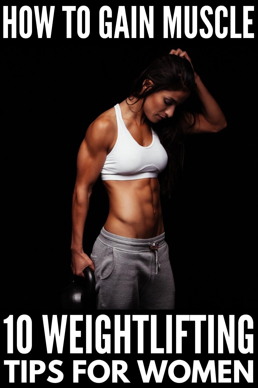 Photo of Wie man Muskeln aufbaut: 10 Workouts und muskelaufbauende Lebensmittel für Frauen