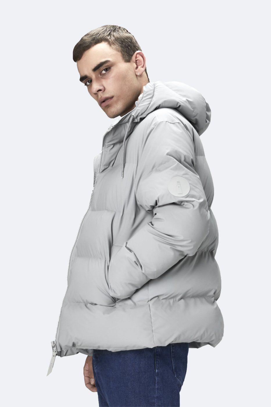 Rains Rains Men S Puffer Jacket Rains Cloth Mens Puffer Jacket Jackets Puffer Jackets [ 1400 x 933 Pixel ]