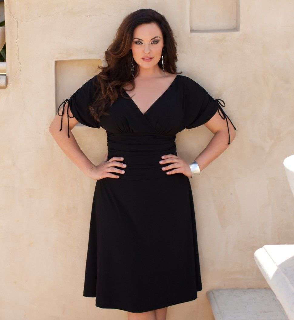 Nice Black Dress That Even I Could Wear