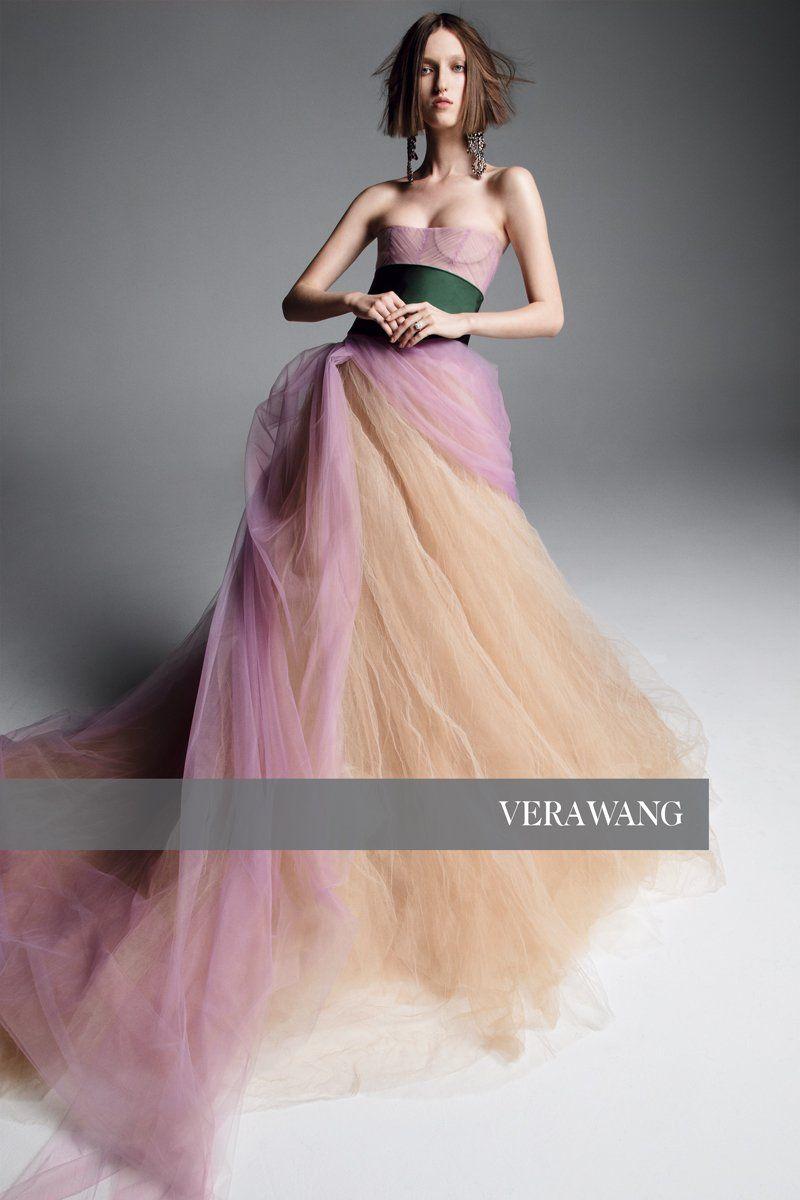 Wedding decorations at church january 2019 VeraWang Spring  Bridal Collection  Weddings  Pinterest