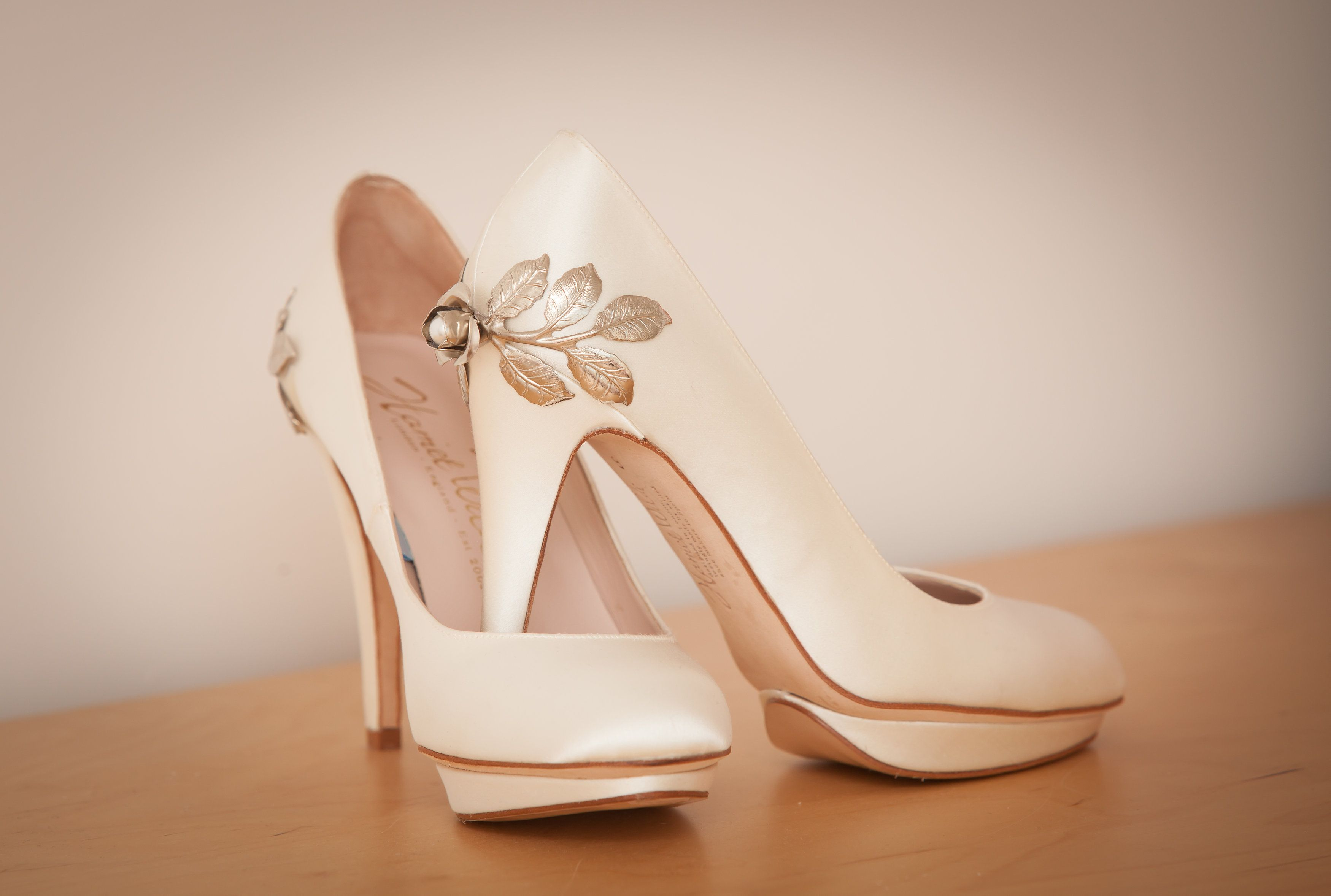 Gorgeous shoes from our fab designer Harriet Wilde! Harriet Wilde, Gardenia. Kirsty Whitaker photography