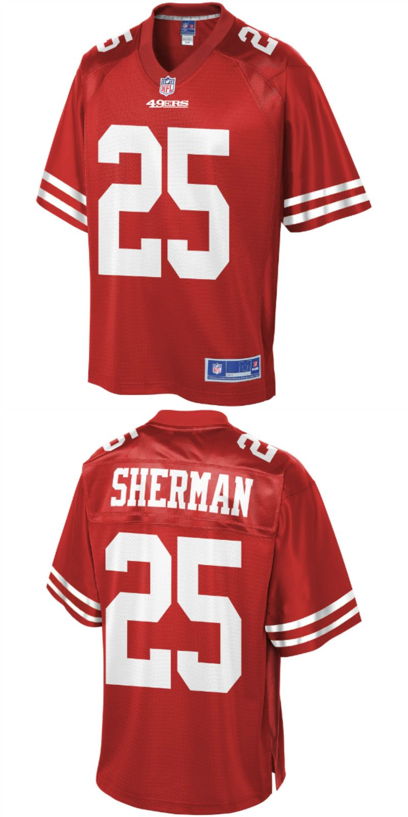 low priced cd14e 3738f UP TO 70% OFF. Richard Sherman San Francisco 49ers Nike ...