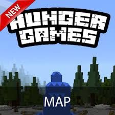 minecraft hunger game maps pe