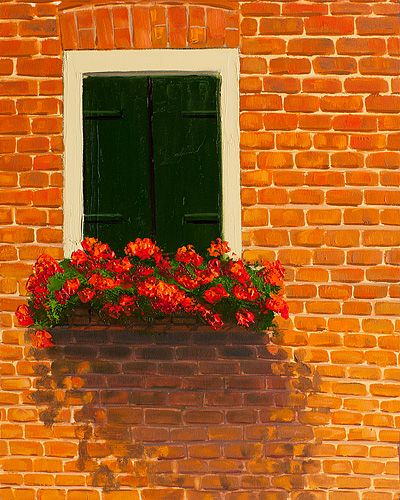 Look for the Window in a Brick Wall - 2012