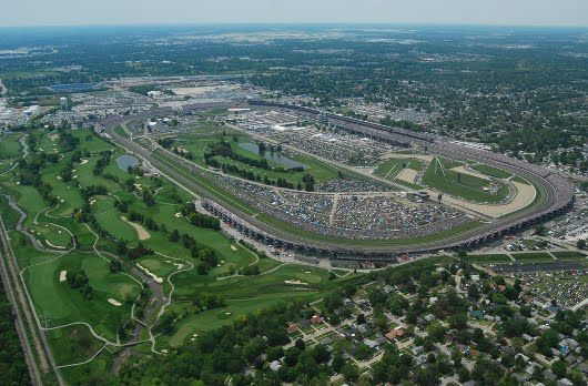 Indianapolis Motor Speedway Golf Pictures Golf Courses Indy 500