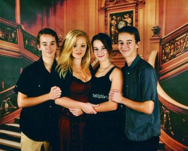 Madylin Sweeten Family