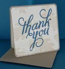 Afbeeldingsresultaat voor make thank you cards