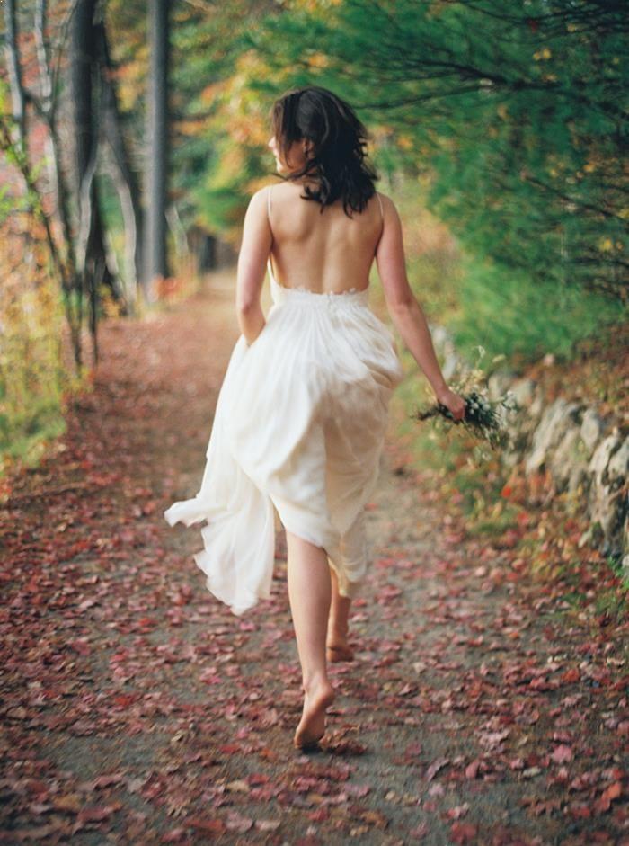 Outdoor Autumn Wedding Inspiration