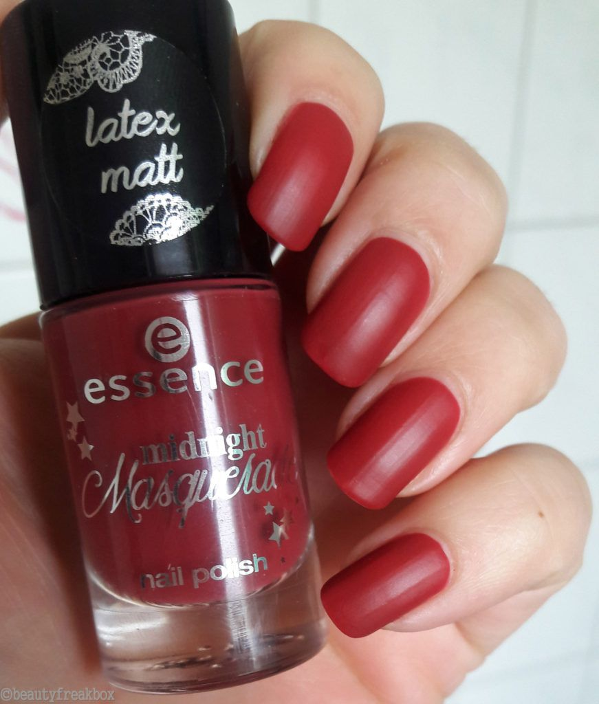 essence midnight masquerade nail polish - 03 a vampire kissed my ...