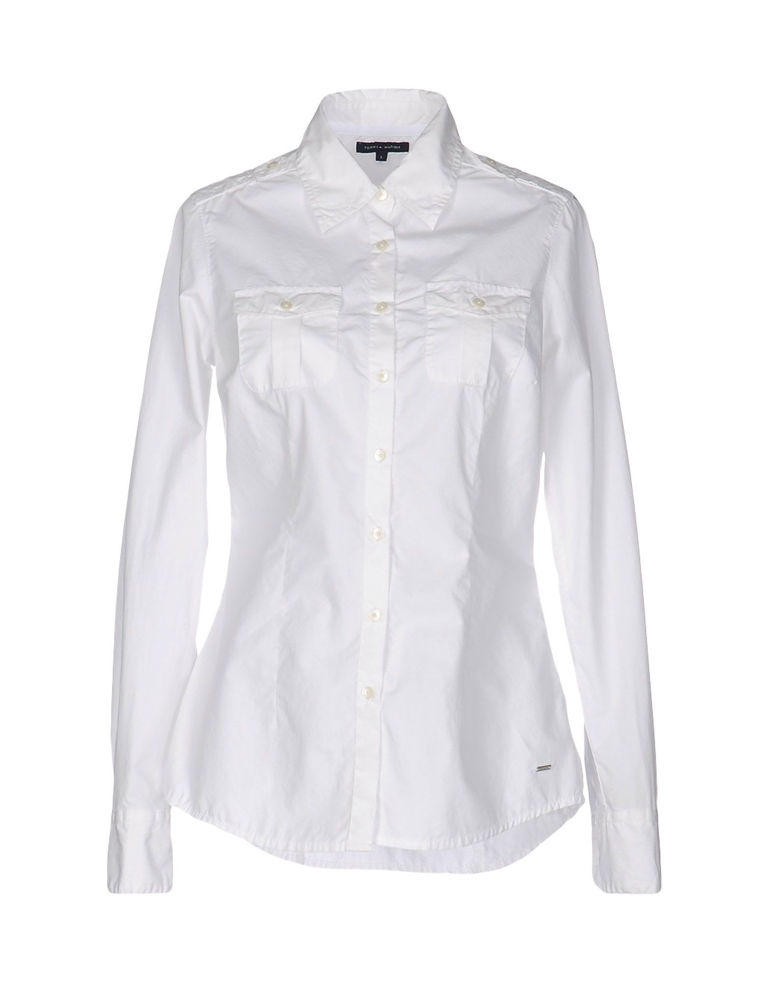 a7c41724 womens tommy hilfiger shirts | fashion in 2019 | Shirts, Shirt ...