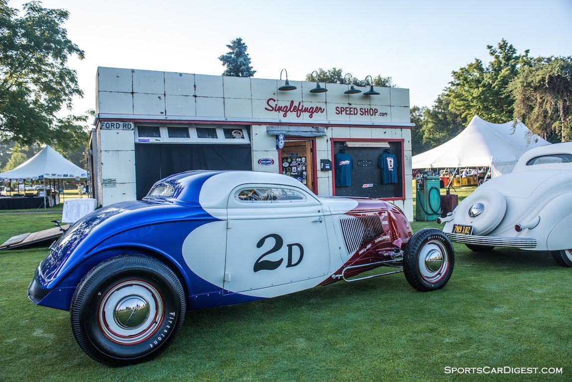 1934 Ford Person Brothers Coupe 2D 'Edelbrock Special'