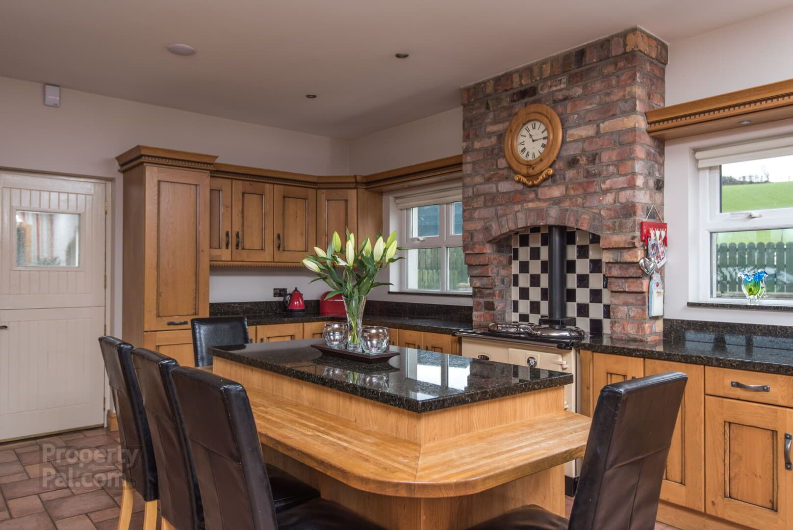 28 Lisbane Road, Scarva, Armagh kitchen (With images