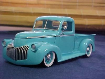 41 Chevy Truck.. | Plastic Fanatic | Pinterest | Model car, Cars and