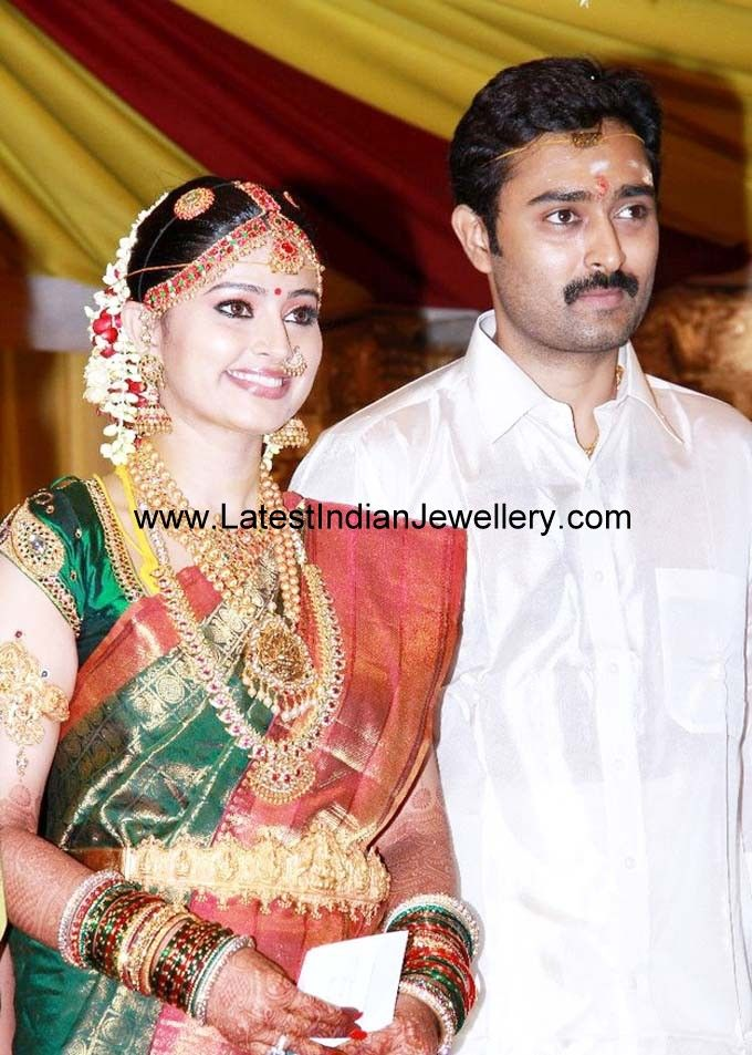 Soundarya Rajinikanth Wedding Saree Designer Google Search