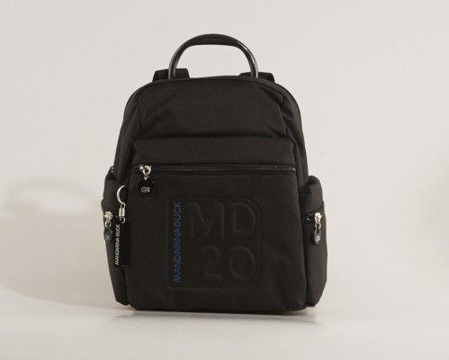 01b058e7167 Sort Mandarina Duck Rygsæk   Accesory   Backpacks, Bags, Sorting