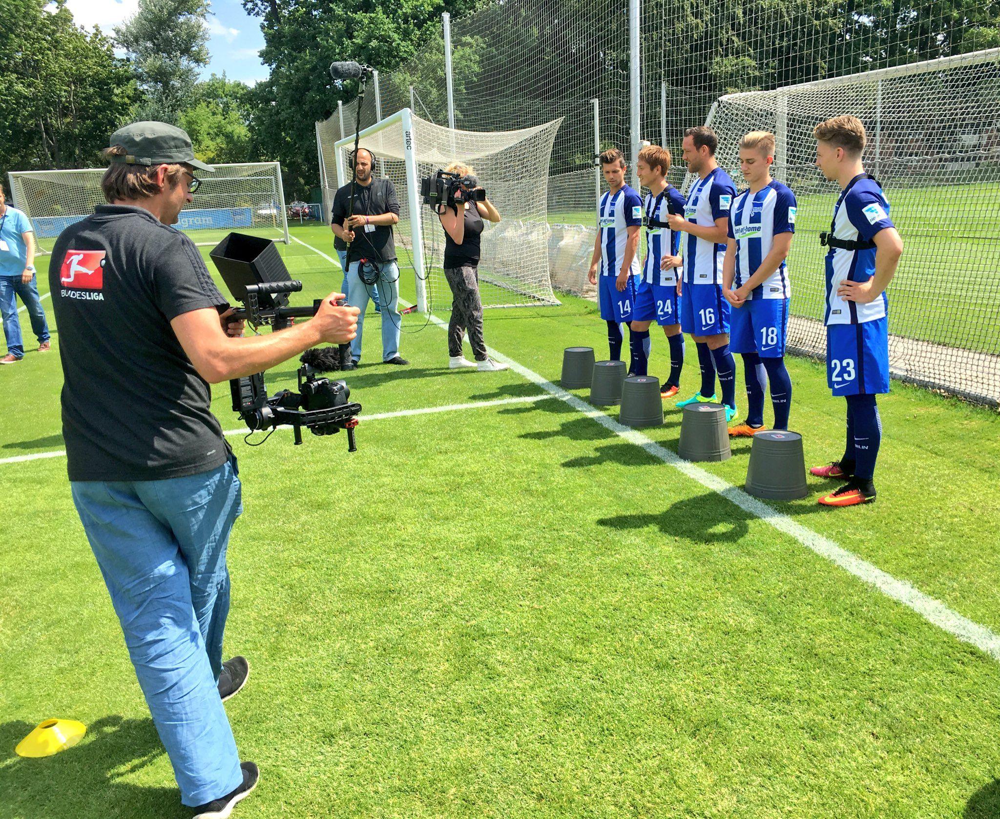 Hertha BSC on Hertha bsc, Hertha und Twitter