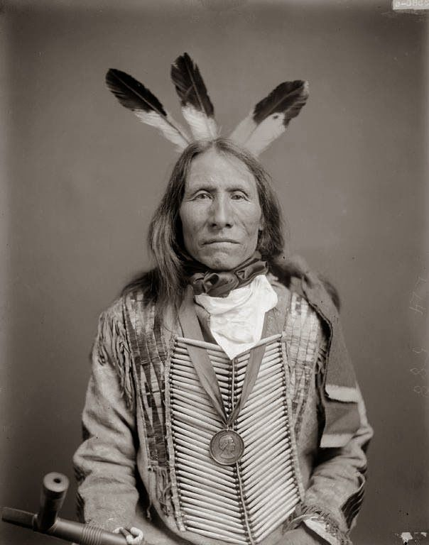 American Indian's History: Historic Photos of Famous Native